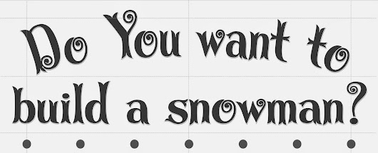 Birds and Soap, Soap and Birds: Free Printable Snowman Sign Template