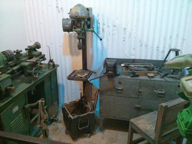 המפעל לייצור תחמושת -מכון איילון