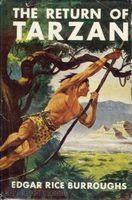 Tarzan: Trở Lại Rừng Già - Edgar Rice Burroughs