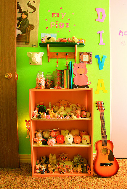 Decorate children room