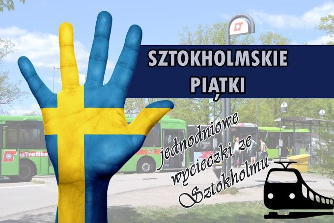Sztokholmskie piątki: jednodniowe wycieczki