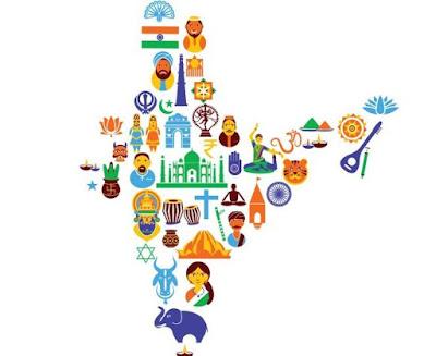Multicultural, Diverse India (image credit: Isha.sadhguru)