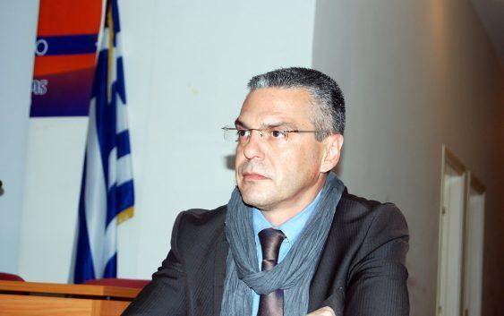 Νέος πρόεδρος του ΦΟΔΣΑ Περιφέρειας Πελοποννήσου ο Δήμαρχος Ευρώτα Γιάννης Γρυπιώτης