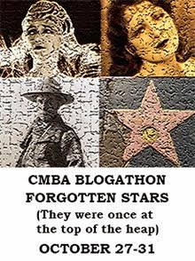 The CMBA Fall Blogathon Forgotten Stars