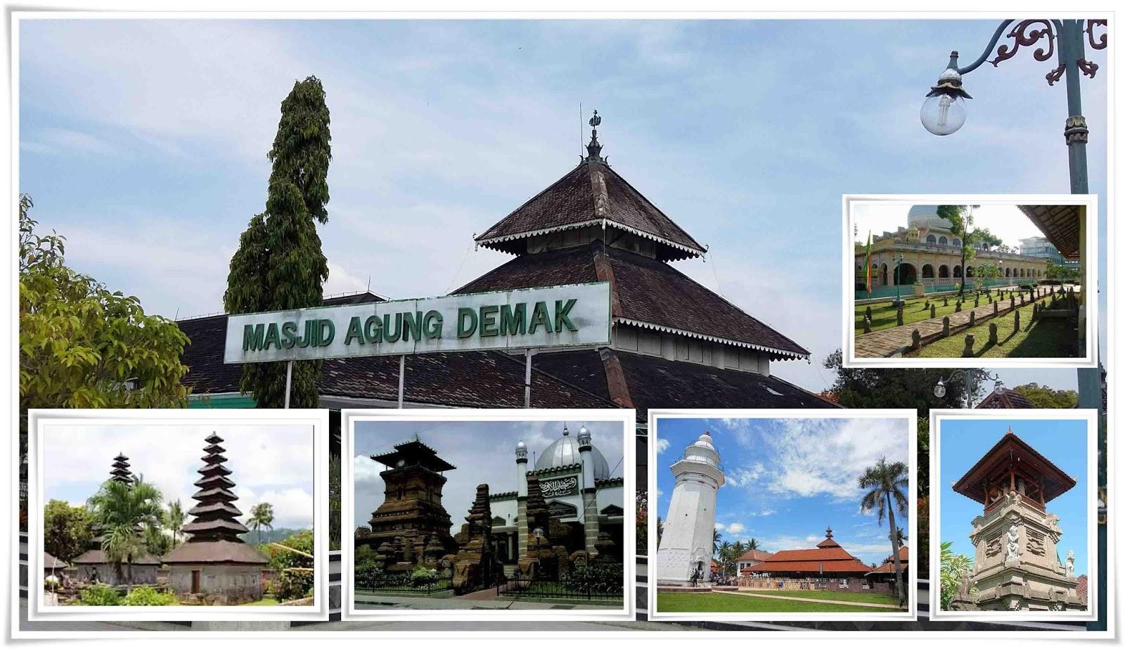 Akulturasi Islam Dalam Bidang Bangunan Masjid Dan Menara Edu Sejarah