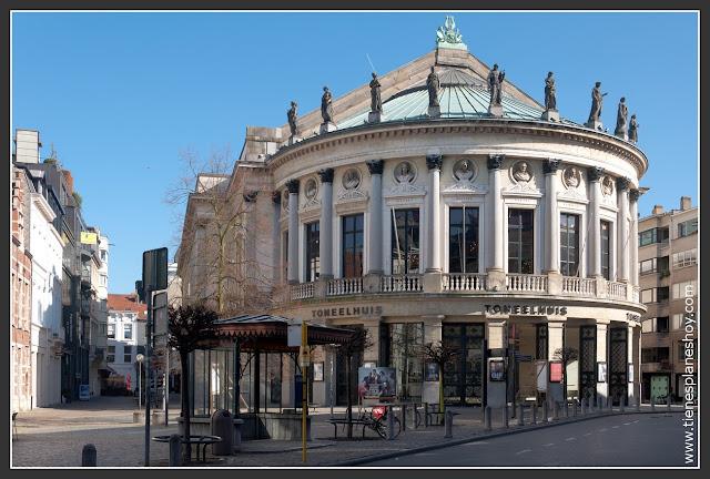 Teatro Bourla Amberes