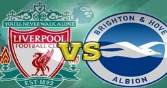 لعبة ليفربول و برايتون بث مباشر الآن يلا كوره اون لاين في الدوري الإنجليزي