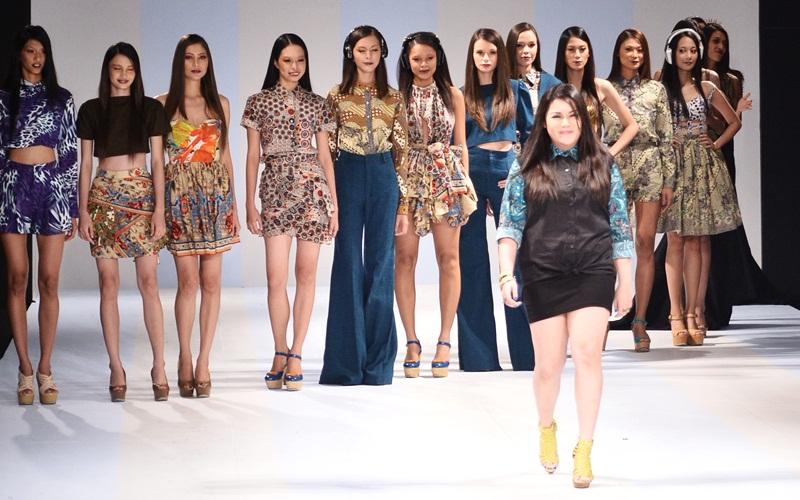 Sassa Jimenez | Philippine Fashion Week Spring Summer 2013 ...