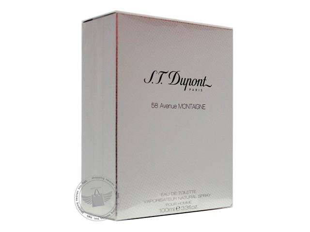 New** S.T Dupont 58 Avenue Montaigne Eau De Toilette For Men ...