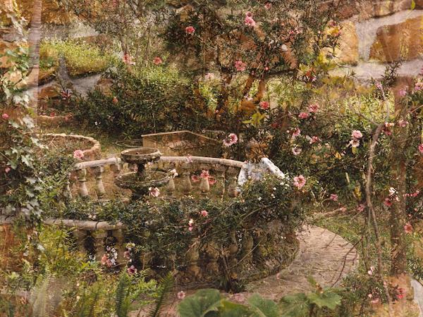 """Zapomniałam o ogrodzie, czyli """"Tajemniczy ogród"""" Frances Hodgson Burnett"""