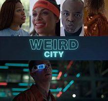 Sinopsis pemain genre Serial Weird City (2019)