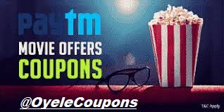 Paytm Movie Coupons offer for old & New Users