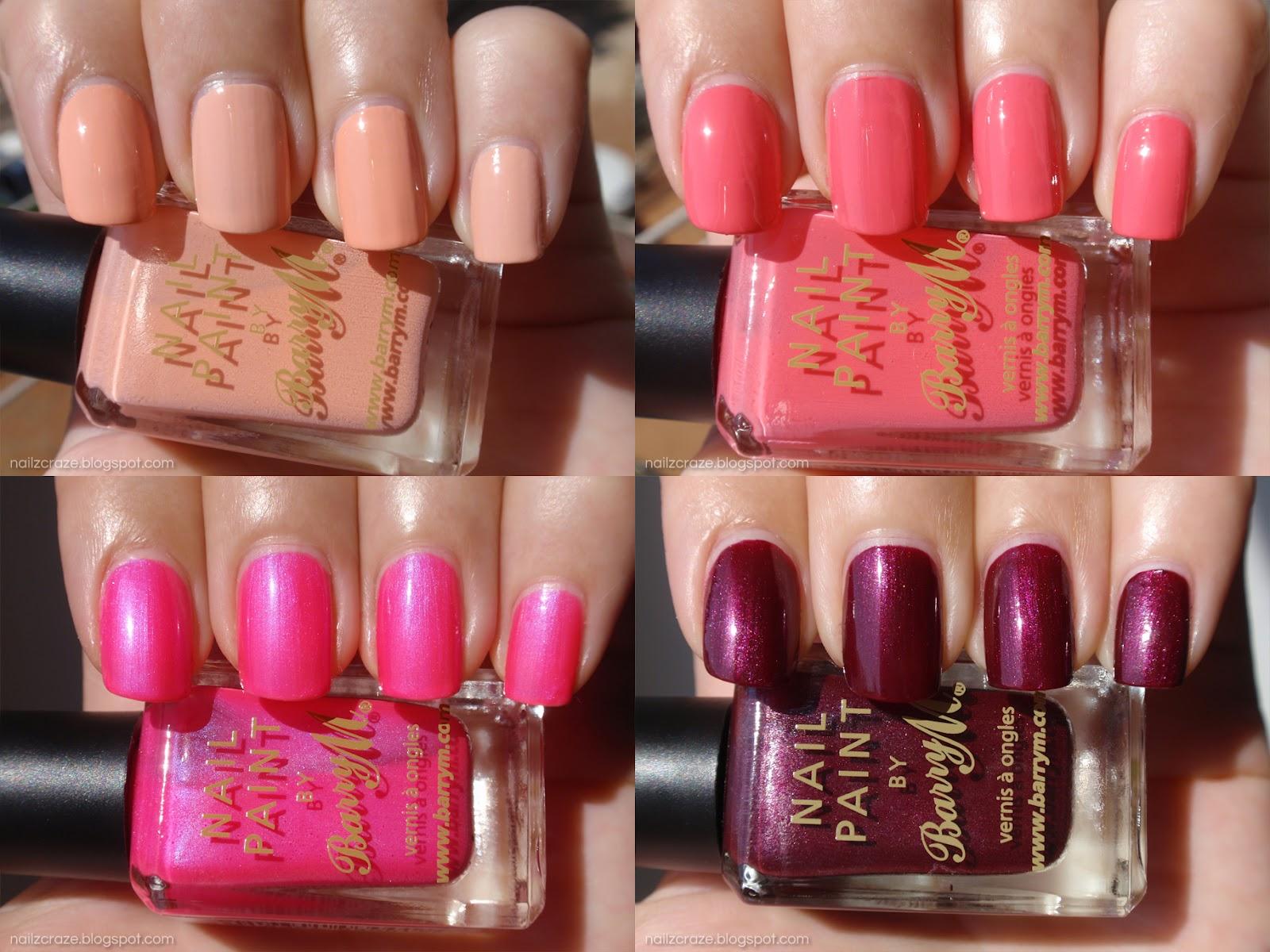 Oppza Glamorous World Nail Polish Brands