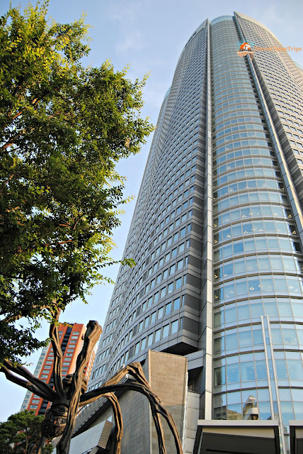 Roppongi Hills Tokyo ragno