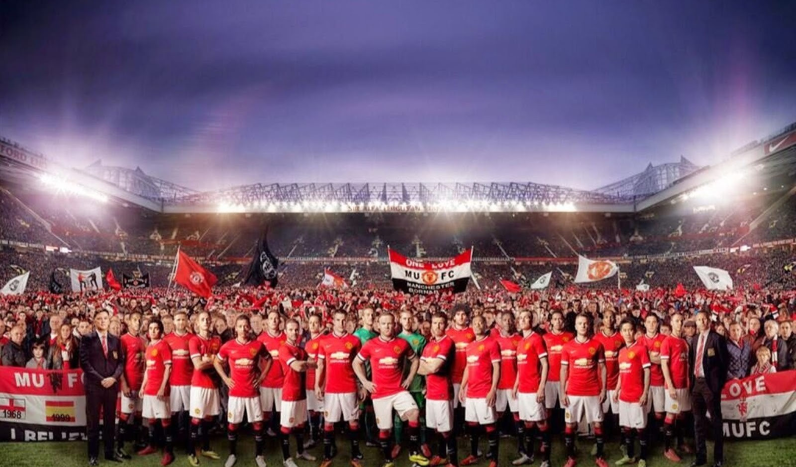 Sport Wallpaper Manchester United: Manchester United Football Club Group Latest HD Wallpaper