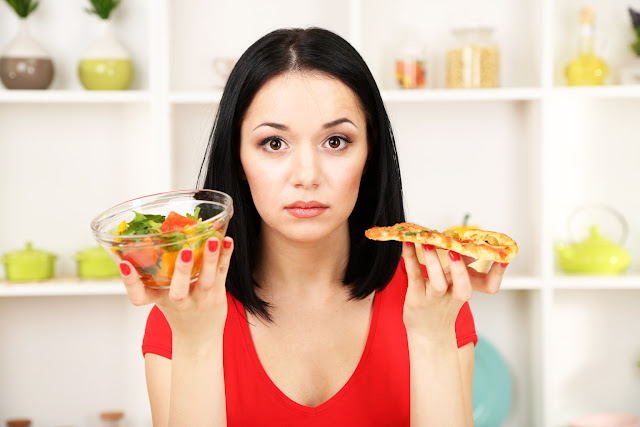 Healthy and unhealthy Diet: What's the difference?