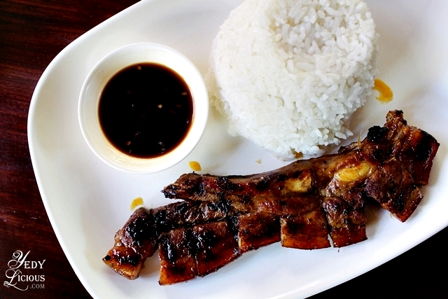 Grilled Lienmpo at Balinsasayaw Restaurant Best Restaurants in Puerto Princesa Palawan Philippines YedyLicious Manila Food and Travel Blog