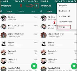 Cara Keluar Dari Group Watsapp Tanpa Ketahuan Anggota Lain