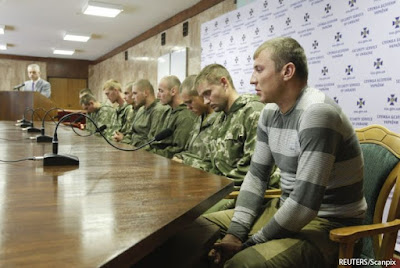 заблудившиеся россиянские десантники
