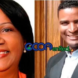 Xiomara Guante y Loedan Mateo arrasan en elecciones ADP municipio de Ocoa