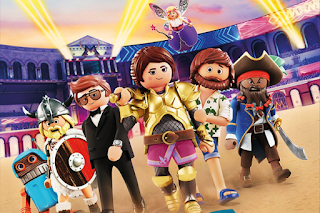 Playmobil: The Movie international trailer and poster