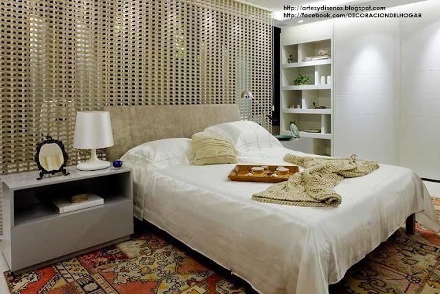 Como Decorar Dormitorios Matrimoniales Principales Double - Como-decorar-el-dormitorio-principal