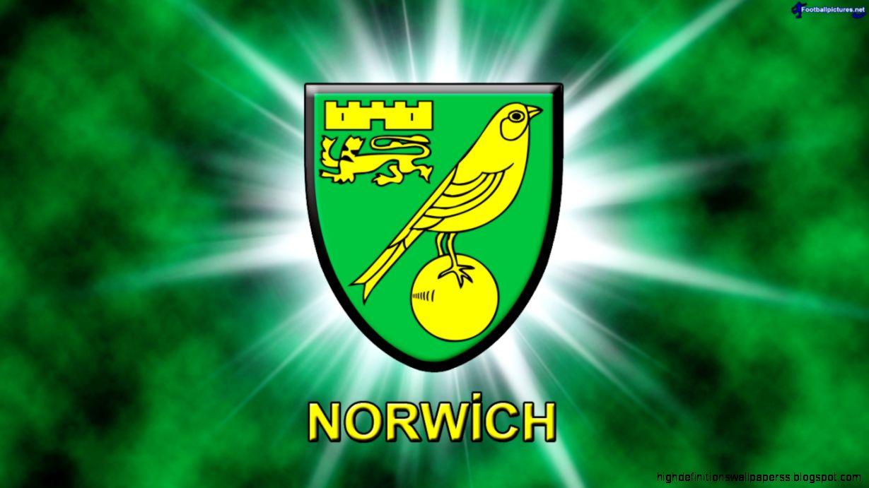 Norwich City Logo Sport Hd Wallpaper Desktop