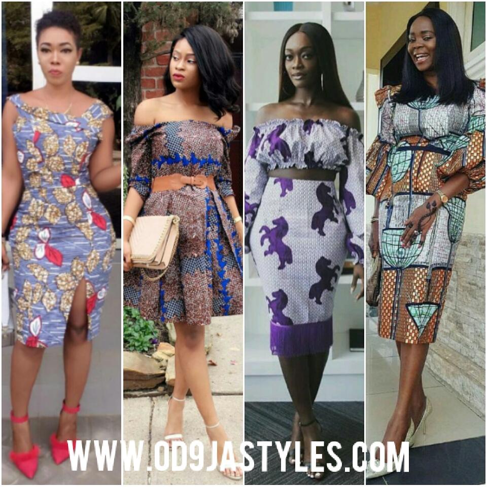 c3fe6299eeb Ankara Styles Gown For Ladies 2018 | Saddha