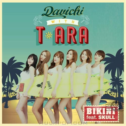 T-ara & Davichi – 비키니 (feat. 스컬) – Single