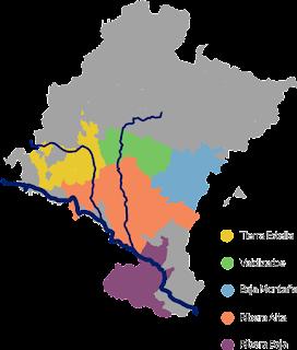 Navarra wine region featuring Ribera Alta