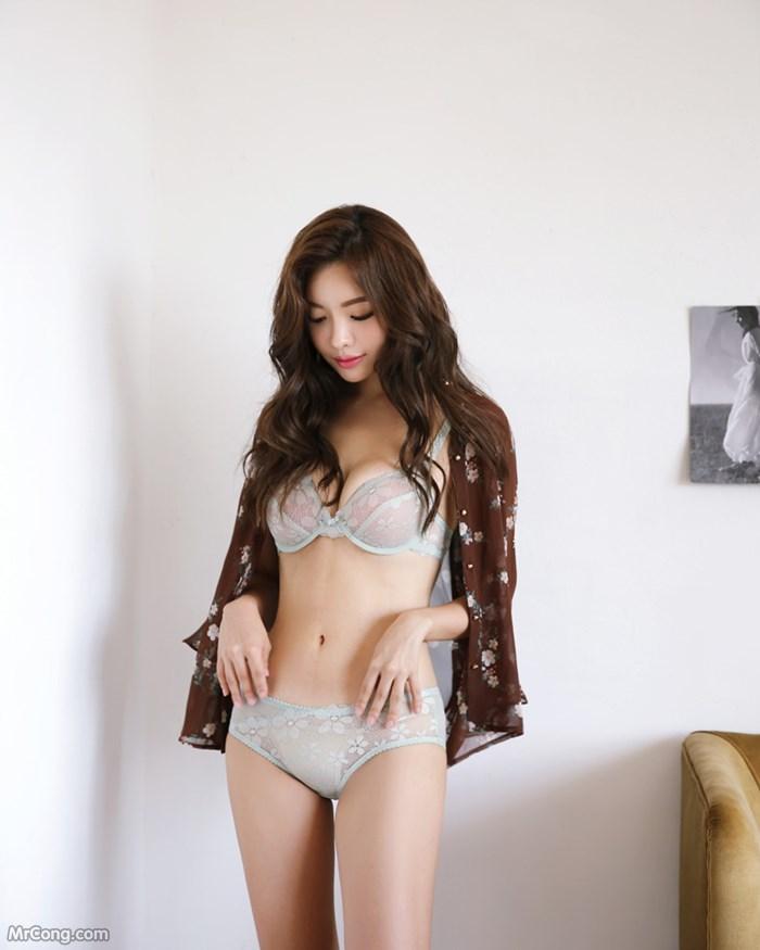 Image Jin-Hee-MrCong.com-020 in post Người đẹp Jin Hee tạo dáng đầy quyến rũ trong bộ sưu tập thời trang nội y (642 ảnh)