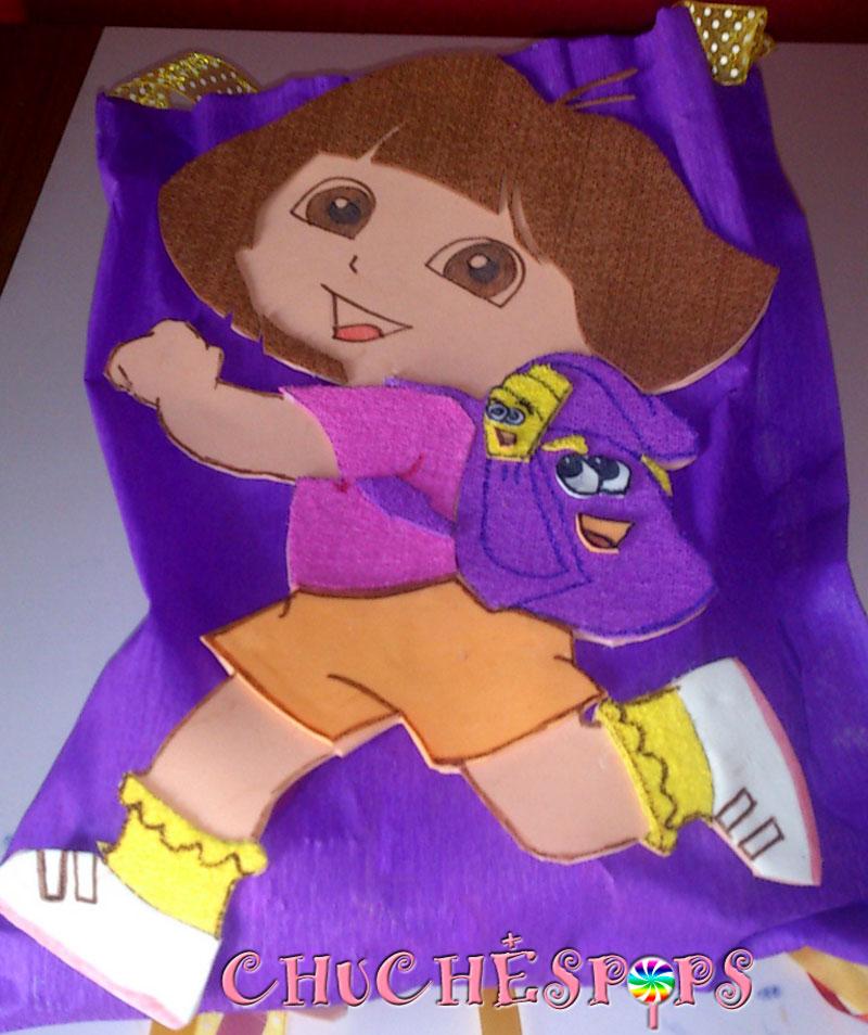 Piñata Dora Exploradora