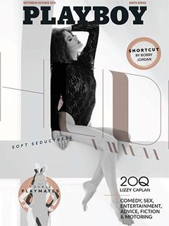 Revista Playboy Sudafrica-Septiembre Octubre 2015 PDF Digital