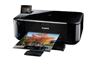 One has attributes that arrive a real tardily alternative for the educated client Canon PIXMA MG4220 Driver Download