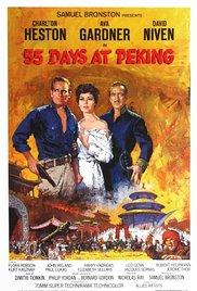 Watch 55 Days at Peking Online Free 1963 Putlocker