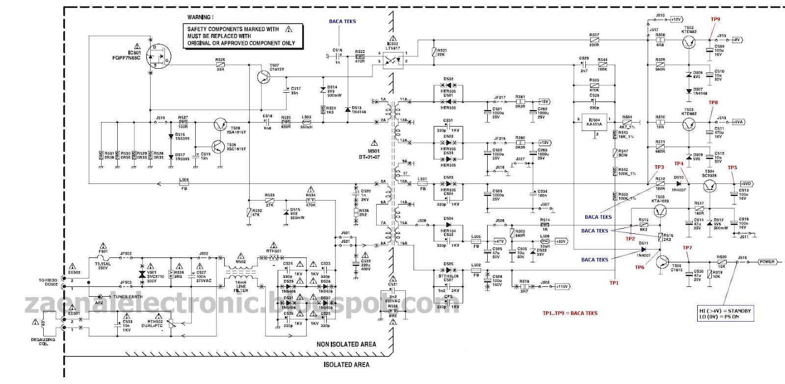 38v Wiring Diagram Menghilangkan Ic Tone Kontrol R2s15900 Pada Polytron 21