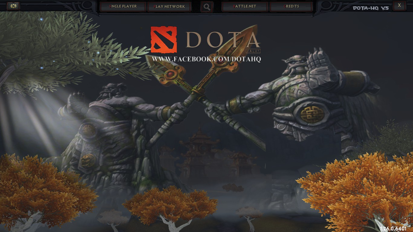 2 Or 3 Things I Know: DOTA HQ Mod - Dota 2 Transformation Pack