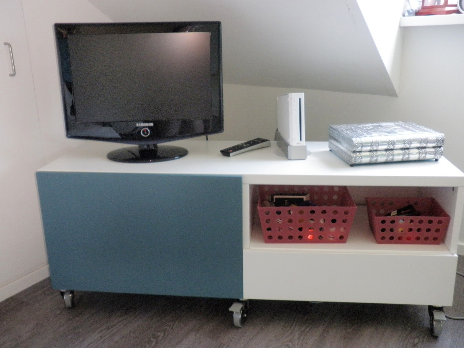 Kast Voeteneind Bed Free Affordable Jul With Tv Meubel Blauw With Tv Meubel