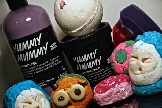 Lush Mother's Day Releases 2015