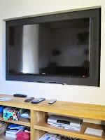 Encastrement TV