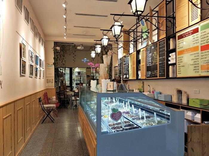 Arte Glideria Ice Cream Parlor – Tel Aviv