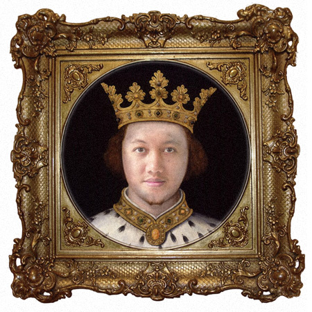 Ndop Sang Raja Cemong