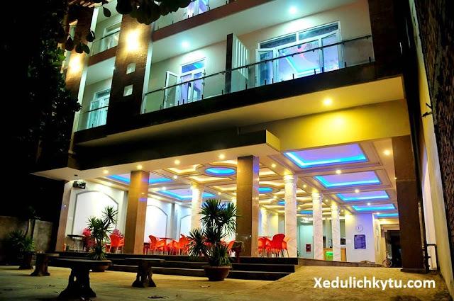 Địa điểm ăn uống nhà hàng Đại Dương