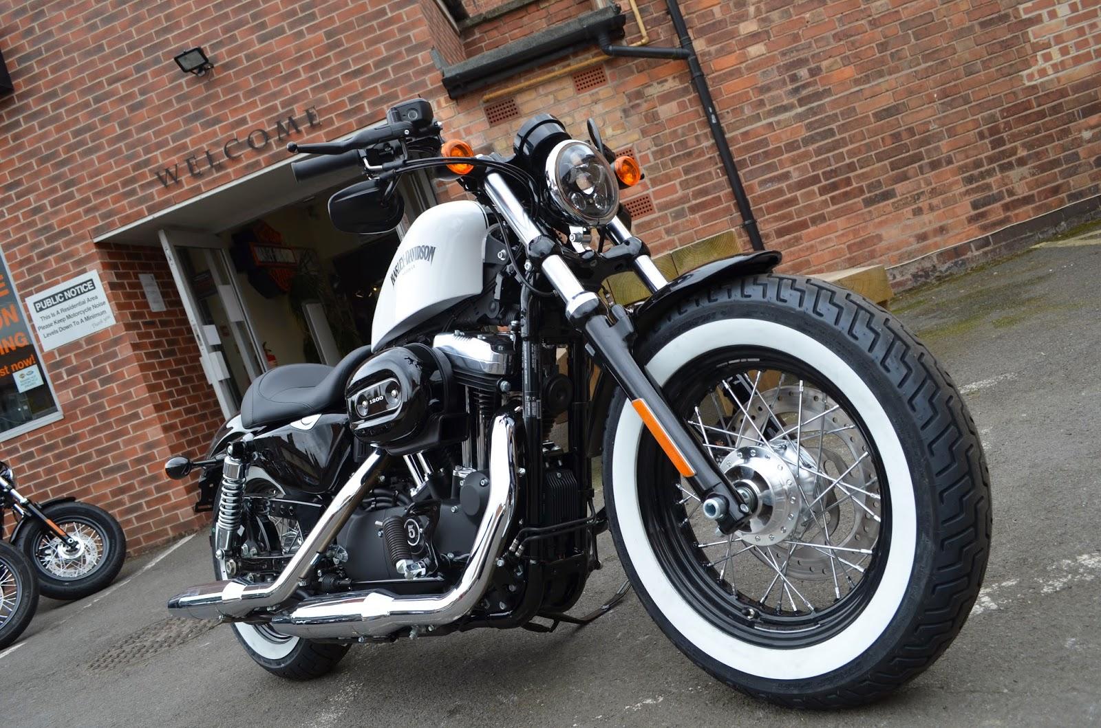 Robin Hood Harley Davidson 48 Custom Motorcycle