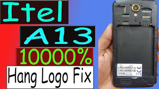 Itel A13 Hang logo Fix Dead Recovery Fix File With Password - mehadi