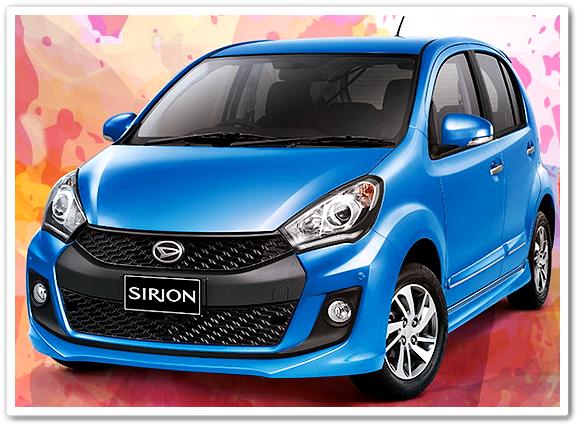 Harga Terbaru Daihatsu Sirion 2015