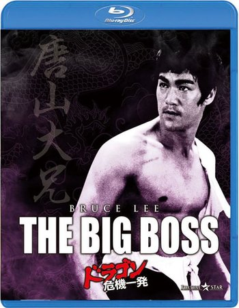 The Big Boss (1971) dual audio 720p