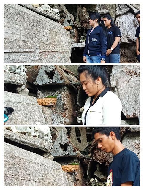 Aduh! Langgar Hukum Adat Toraja, Ketiga Wisatawan ini Wajib Potong Babi