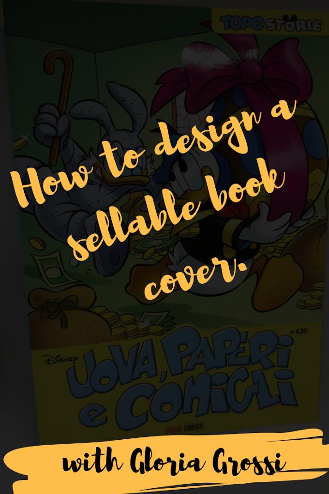 How to Design a Book Cover (DIY Book Cover)