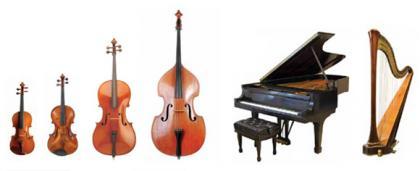 61+ Gambar Alat Musik Orkestra Dan Cara Memainkannya Terlihat Keren